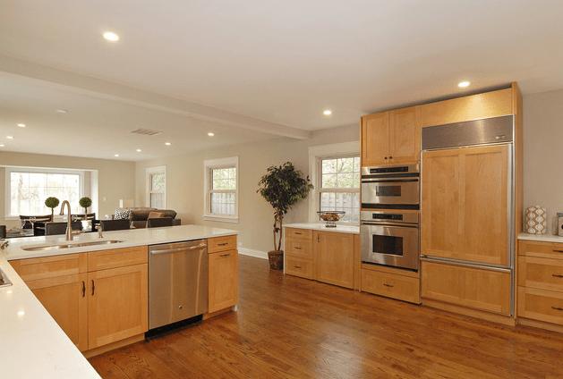 Kitchenwave1new brewer contracting remodeling kitchen bath floor waterproofing racine - Bathroom remodel kenosha wi ...