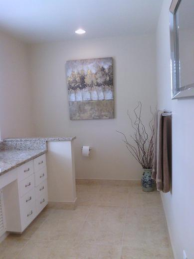 Img 20151027 111115 brewer contracting remodeling kitchen bath floor waterproofing - Bathroom remodel kenosha wi ...