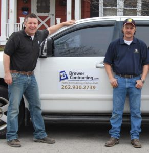 Brewer Contracting, Racine, Kenosha, Union Grove, Greenfield, Remodeling Contractors