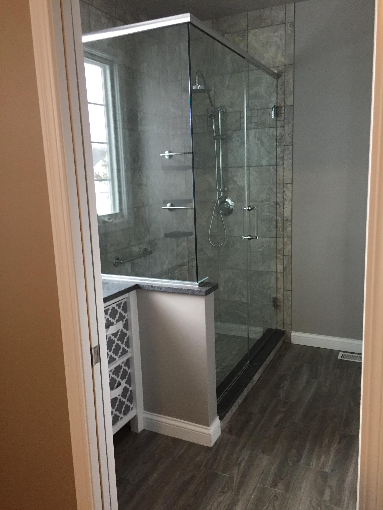 IMG Brewer Contracting Remodeling Kitchen Bath - Bathroom remodel kenosha