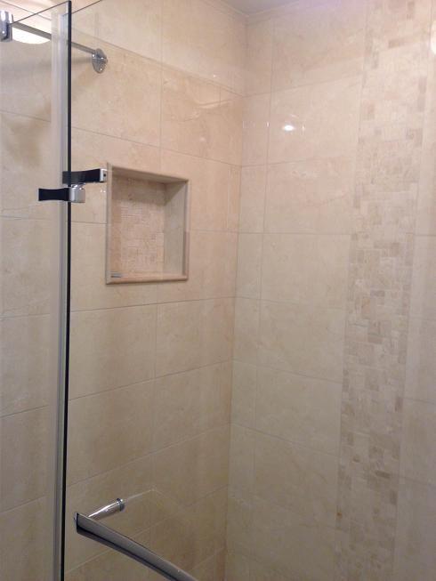 Img 0641 brewer contracting remodeling kitchen bath floor waterproofing racine kenosha - Bathroom remodel kenosha wi ...