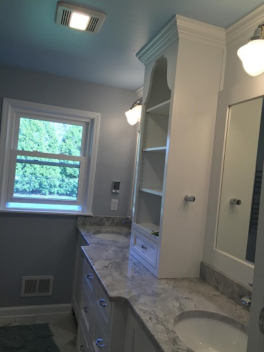 Bathroom remodeling contractors, Racine