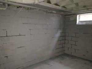 basement waterproofing, foundation repair, racine, Kenosha, waterproofing