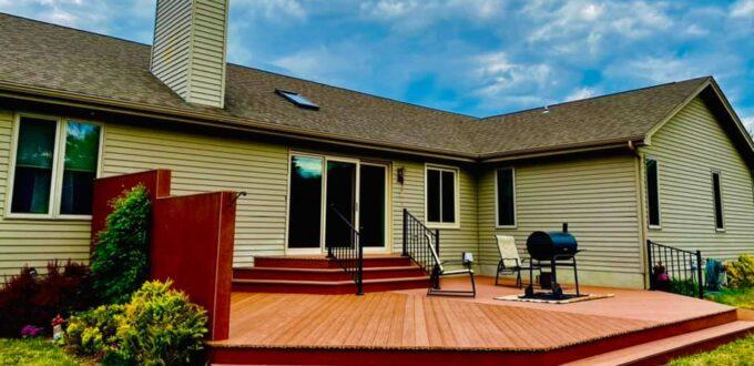deck and patio repair - racine, kenosha, south milwaukee, franksville